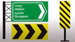 Road Direction Boards