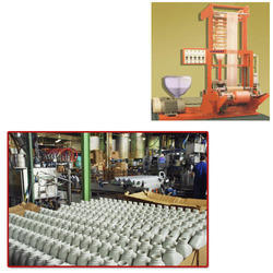 Blown Film Plant for Plastic Industry