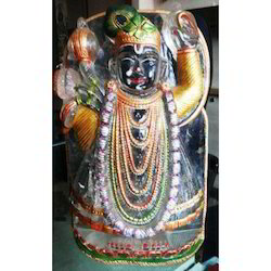 Ranchod Rai In Natural Crystal God Statue