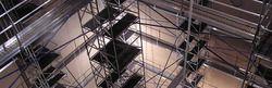 Aluminum Scaffolding For Boilers
