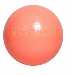 Novafit Instruction Printed Gym Ball 55 Cm