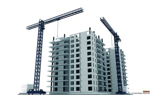 Building Construction Work Building Constructions