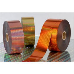 Holographic Sequin Films