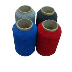 Covering Rubber Thread