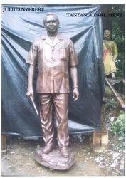 Bronze Statue Julius Nyerere