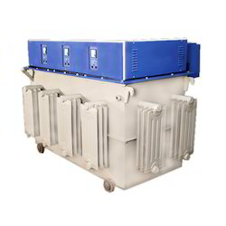 3 Phase Servo Oil Cooled Voltage Stabilizer