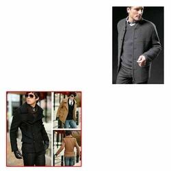Woolen Jacket for Mens