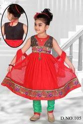 Kids Fancy Anarkali Suits