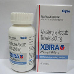 Xbira 250mg Abiraterone Acetate Tablets
