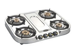 Four Burner Cook Top