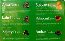 Saudia Arabia Dates