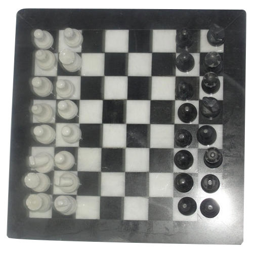 Stone Chess Board