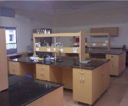 Wood Laboratory Furniture