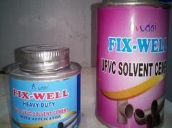 PVC Solvent Cement