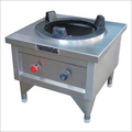 Single Burner - Stock Pot Range