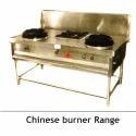 Chinese Burner Range