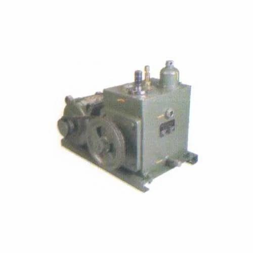 Belt Driven High Vacuum Pump