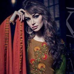 Shai Pure Silk Suit