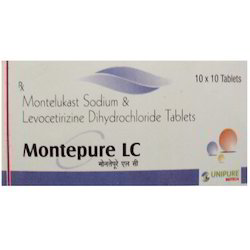 Montepure Lc Tablets