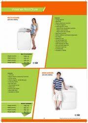 White Westinghouse Washer & Dryers