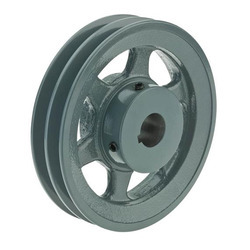 CI Groove Pulley