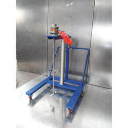 Movable Type Elevating Air Agitator
