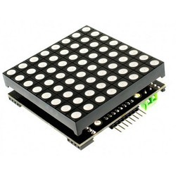 Arduino Dot Matrix Module