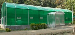 Polycarbonate Sheet House (Mist Chamber)