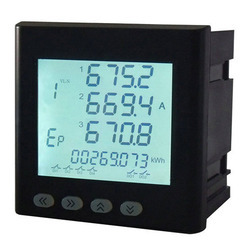 Panel Meters for Electrical Industries