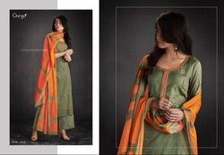Ganga cotton suit