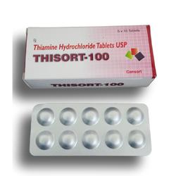 Thiamine Tablets (THISORT-100)