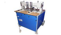 Ajya Double Round Corner Cutting Machine