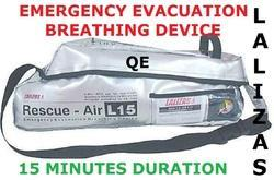 Emergency Evacuation Breathing Device