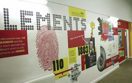 Wall Graphics Printing