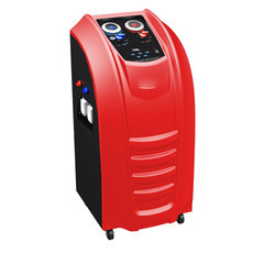 Car AC Repairing Machine
