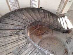 M.S Staircase Concreteless