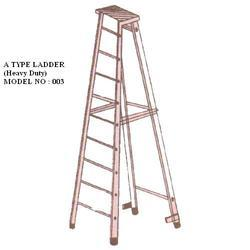 Aluminum A Type Ladders ( Folding )