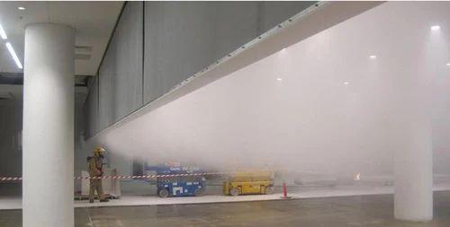 Smoke Barrier Smoke Barrier Curtains Manufacturer From