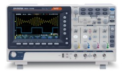 100MHz 2ch. Digital Storage Oscilloscope-GDS1102B-DGS&D