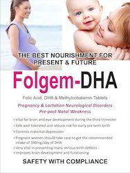 Folgem-DHA Medicine