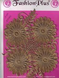 Sun Flower Pattern Patch