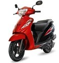 TVS Wego 110 Scooter