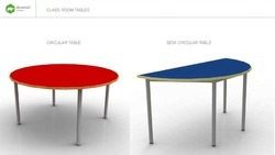 Circular Table & Semi Circular Table