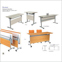 Mutipurpose Folding Tables CT22  / CT 22 with Flipbox /