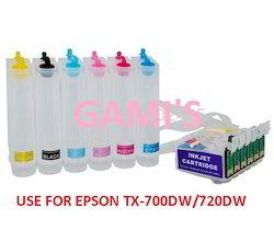CISS for EPSON TX700, TX720