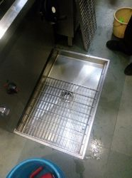 Stainless Steel Floor Gratings