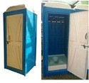 Portable Toilet Cabins with site installation