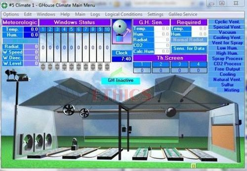 Software Application Greenhouse Application Manufacturer