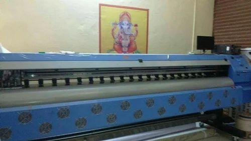 Flex Printing Machine With Korean Electronics