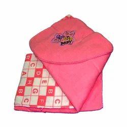 Baby Warm Hooded Blanket